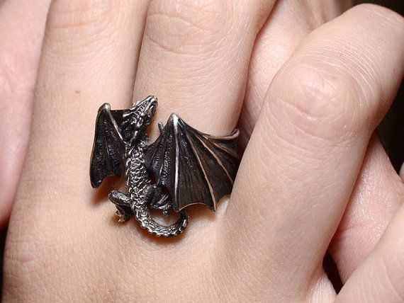 Dragon Ring Game Of Thrones