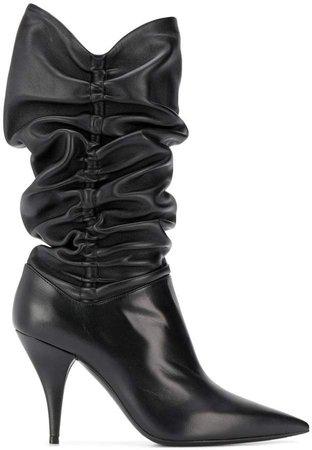 Gigi mid-calf boots