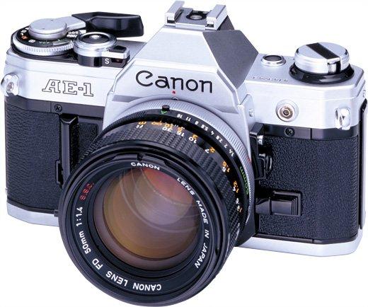 AE-1 - Canon Camera Museum