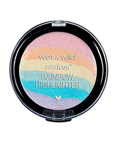 Amazon.com : wet n wild Color Icon Rainbow Highlighter - Unicorn Glow : Beauty