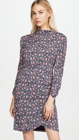 Long Sleeve Twilight Jersey Dress
