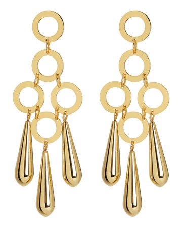 Cult Gaia Bibi Chandelier Earrings | INTERMIX®