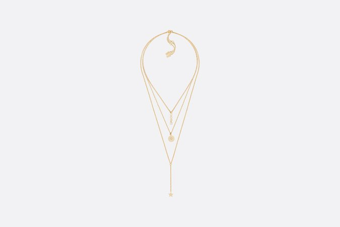 Set of Dio(r)evolution necklaces - Fashion Jewellery - Woman | DIOR
