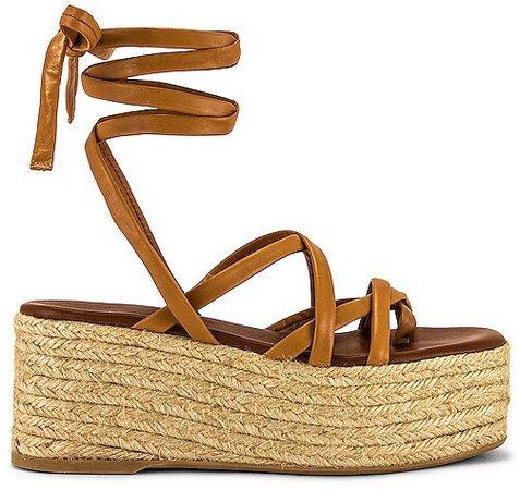 ALOHAS Paw-Paw Sandal