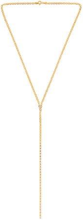 Joy Dravecky Jewelry Gigi Y Necklace