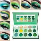 green makeup - Google Search