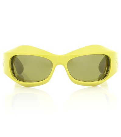 Acetate Sunglasses | Bottega Veneta - Mytheresa