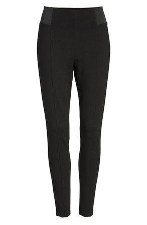 Halogen® Seamed Leggings (Regular & Petite)   Nordstrom