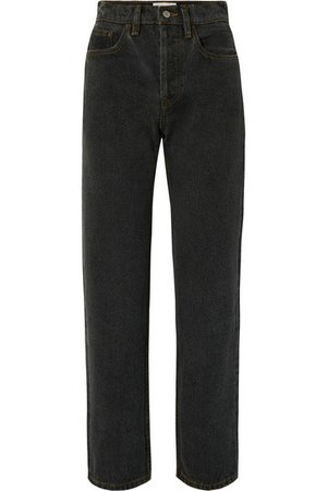 Still Here | Childhood high-rise straight-leg jeans | NET-A-PORTER.COM