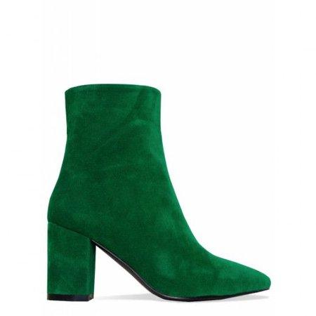 green boot