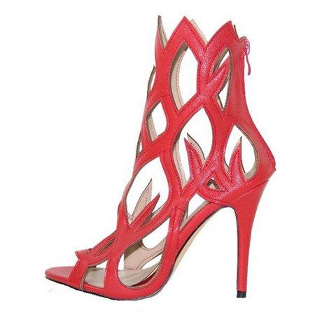 Fire Heels