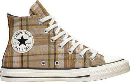Chuck Taylor Plaid Canvas High Top Sneaker