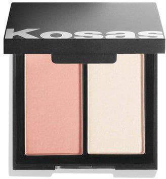 Color & Light Intensity Powder Blush & Highlighter Palette