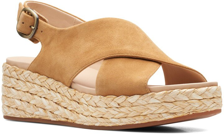 Kimmei Espadrille Slingback Sandal