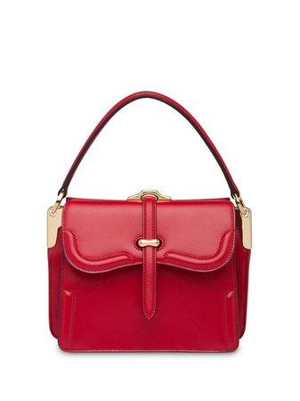 Red Prada Prada Belle small handbag - Farfetch