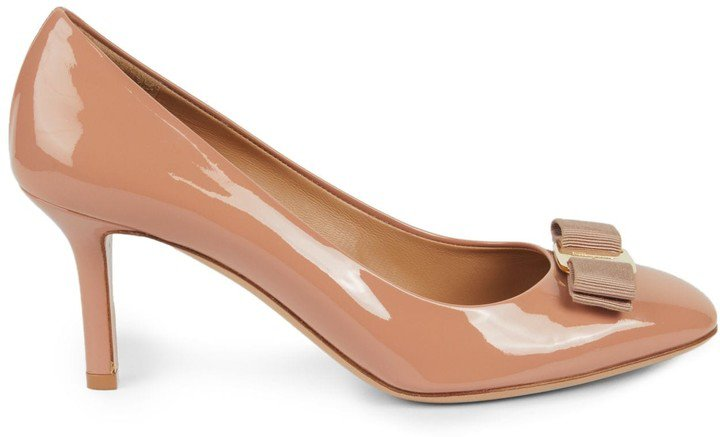 Erice Patent Leather Pumps