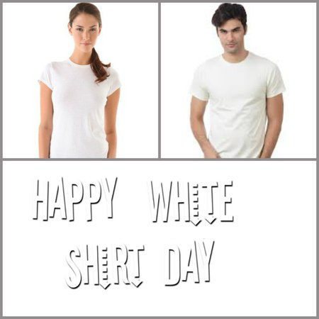 national white shirt day - Google Search