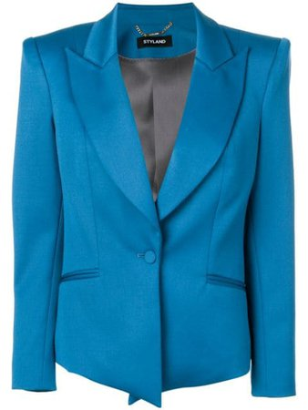 Styland fitted blazer $777 - Buy Online AW18 - Quick Shipping, Price