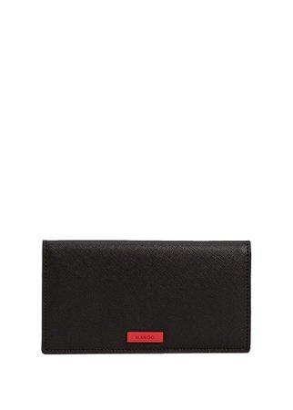 MANGO Printed wallet