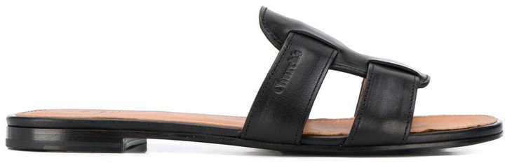 Dee Dee slip-on sandals