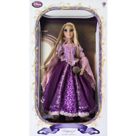 rapunzel doll limited edition - Cerca con Google