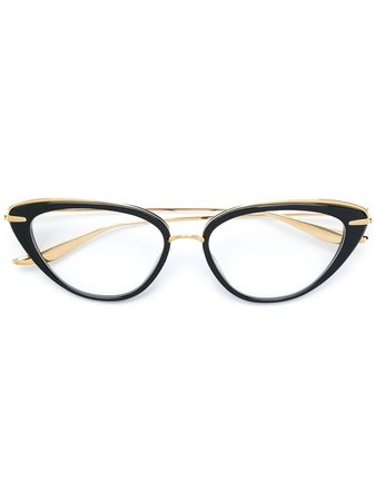 Dita Eyewear Lacquer Optical Glasses Continuity | Farfetch.com