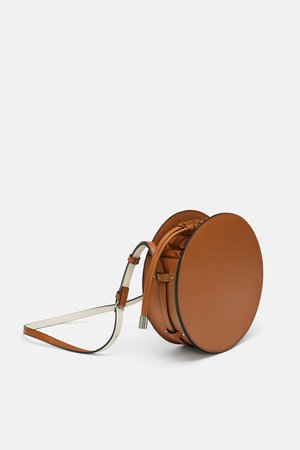 ROUND CROSSBODY BAG - SPECIAL PRICES-WOMAN | ZARA United States