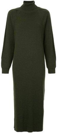 Nehera Krupinad knitted sweater dress