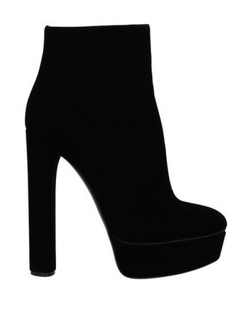 Casadei Ankle Boot Black