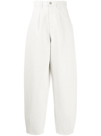 Amen high-waisted straight-leg Jeans - Farfetch