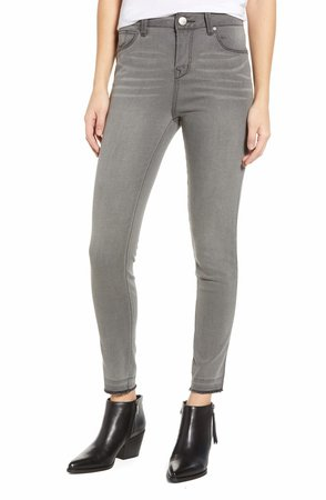 High Waist Ankle Jeggings