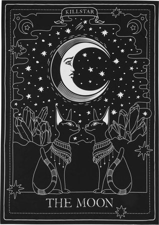 Killstar - The Moon Tapestry - Buy Online Australia – Beserk