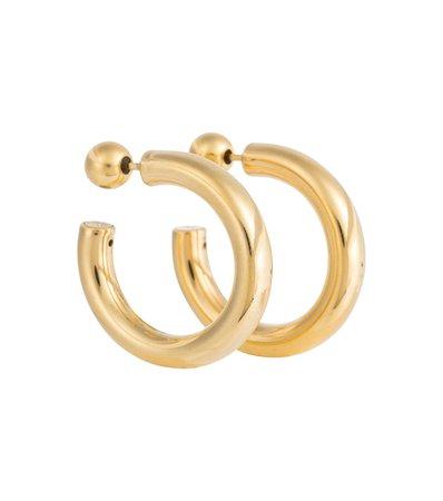Sophie Buhai - Everyday Small 18kt gold vermeil hoop earrings | Mytheresa