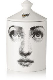 Fornasetti | Astronomici Bianco Gold scented candle, 300g | NET-A-PORTER.COM