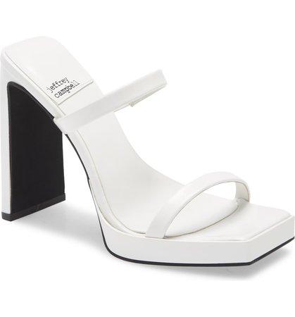 Jeffrey Campbell Hustler Platform Sandal (Women) | Nordstrom