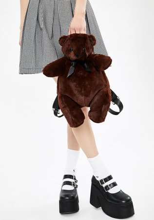 Delia's Big Teddy Backpack | Dolls Kill