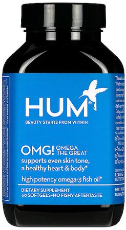 OMG! Omega The Great Fish Oil Supplement