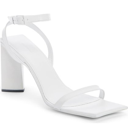 Balenciaga Moon Ankle Strap Sandal (Women) | Nordstrom