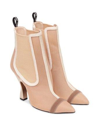 Fendi Colibrì Ankle Boots - Farfetch