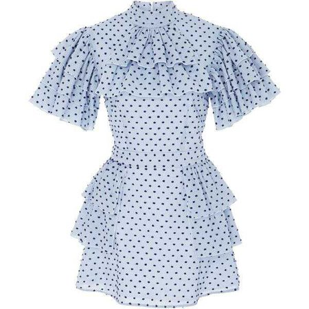 Macgraw Cotton Charlotte Mini Dress