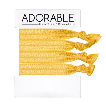 "Products – Tagged ""solid hair ties"" – Adorable Things Ltd"