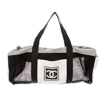 — CHANEL Sport Ligne Duffle Bag $745.00
