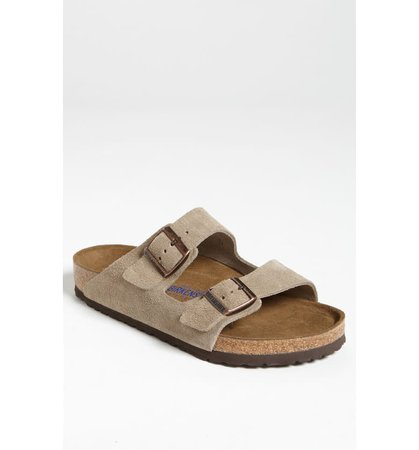 Birkenstock Arizona Soft Slide Sandal (Men) | Nordstrom
