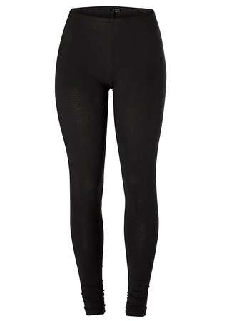 Black BASIC LEGGINGS from VENUS
