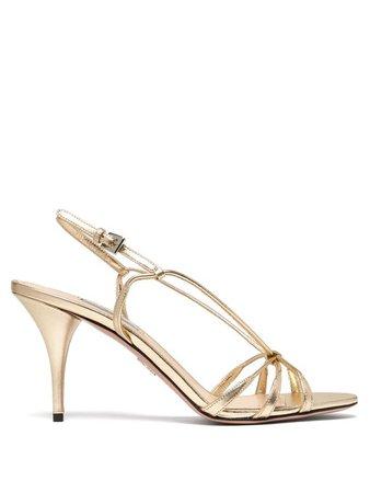 prada Women's Designer Heels | Shop Luxury Designers Online at MATCHESFASHION.COM