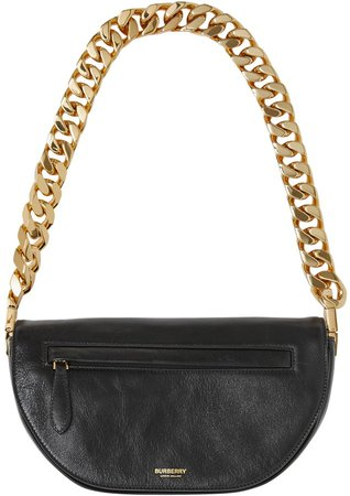 Small Olympia Leather Shoulder Bag