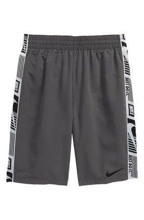 Nike Funfetti 8 Volley Swim Shorts (Big Boy) | Nordstrom