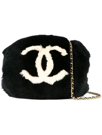 Chanel Vintage Arm Sleeve Chain Shoulder Bag - Farfetch