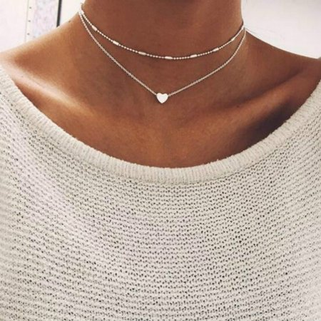 Silver Necklace | Wish