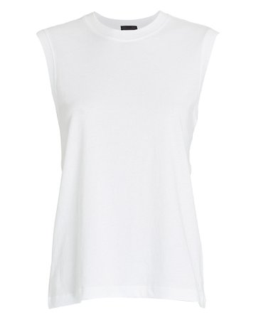 ATM Anthony Thomas Melillo Classic Jersey Muscle Tank | INTERMIX®